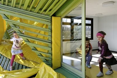 Taka-Taku Land Preschool, Susan Hoffman Architects, Berlin, 2007 ...