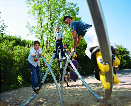 More Playground Rollercoasters Kompans Miram Playscapes