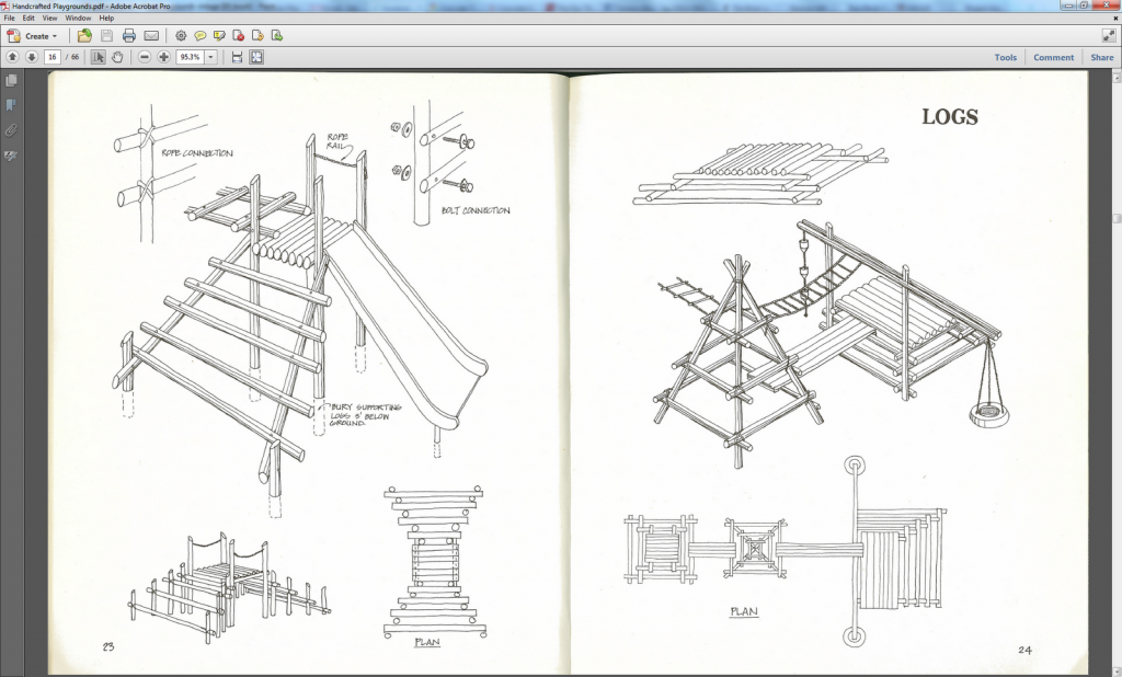 Build diy do it yourself playground equipment plans pdf for Do it yourself blueprints