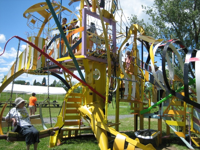 The Playscapes Of Bridget Beck Minnesota Usa Playscapes