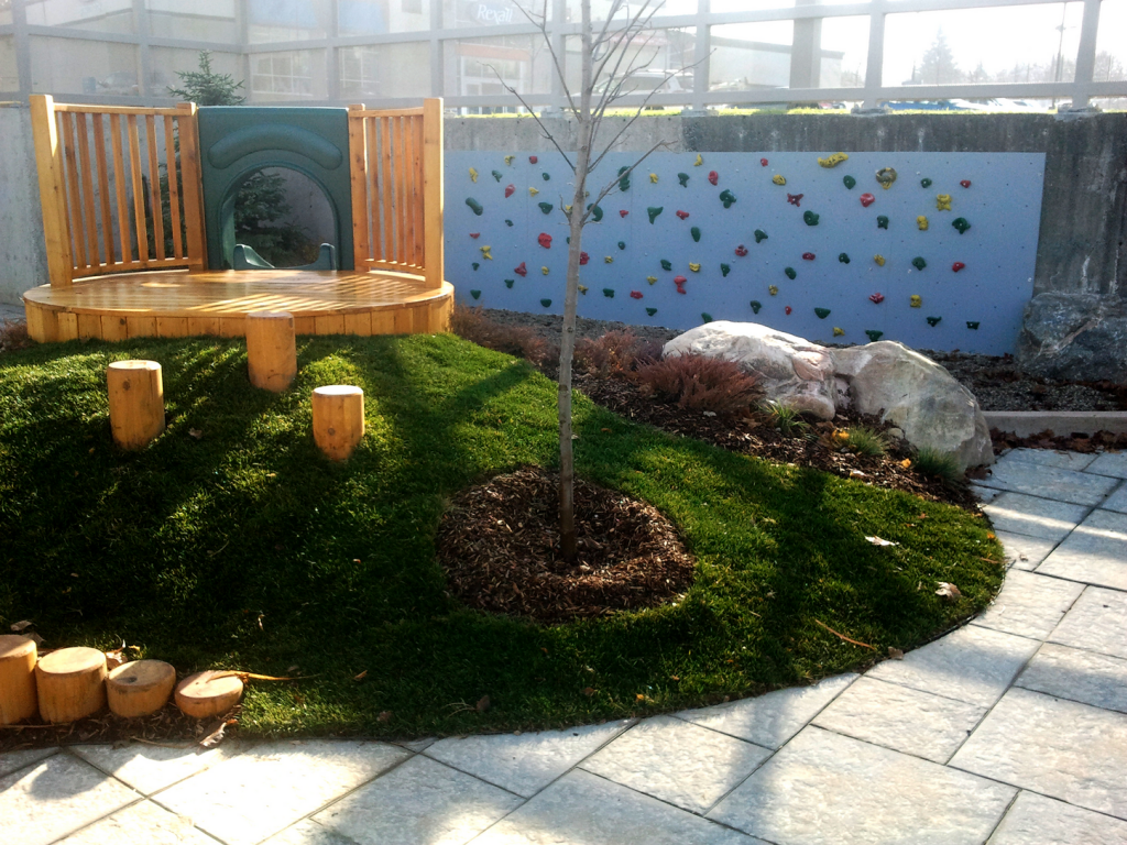pocket playscape for supervised visits earthartist guelph canada