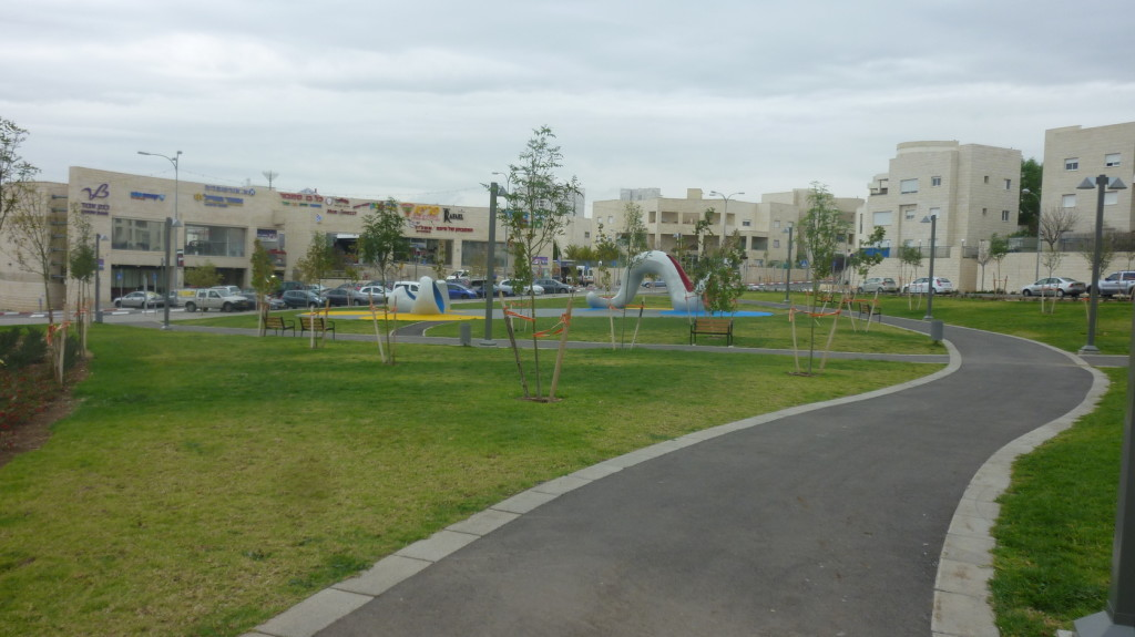 Play structure in context