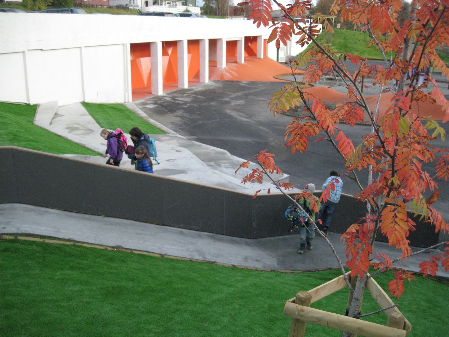 kirkenes school playground playscape norway5