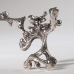 bob_winston_cast_silver_sculpture