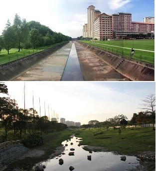 bishan park atelier dreiseitl watercourse playable drainage2