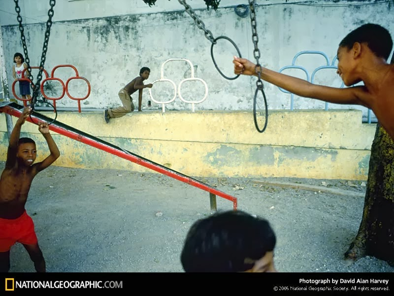 havana cuba vintage playground4 by national geographic