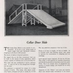 cellar door vintage playground slide equipment funful2