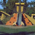 aztec playground lincoln park los angeles vintage playscape1