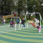 MUF architecture thurrock playground play blanket