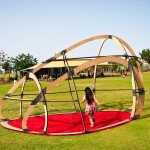 red blob oge creative group temporary playground1
