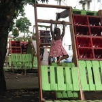 basurama malabo playground recycled materials2