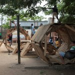 basurama maputo playground recycled materials1