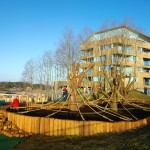 helen and hard playscape sola norway natural playground path1