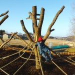 helen and hard playscape sola norway natural playground path2
