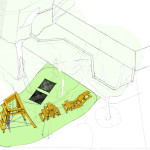 london camden Acland secondary school playground playscape erect architecture1