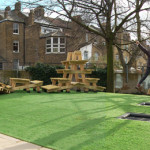 london camden Acland secondary school playground playscape erect architecture2