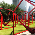 mi casa su casa high museum esware temporary playground play installation art1
