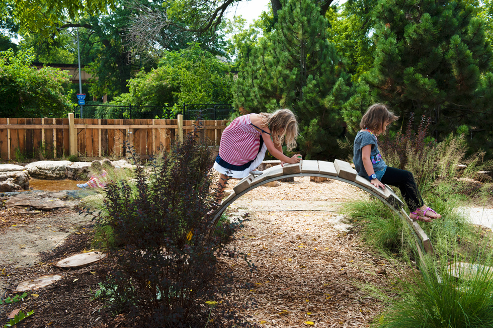 Natural Playgrounds for Children Advantages and Problems