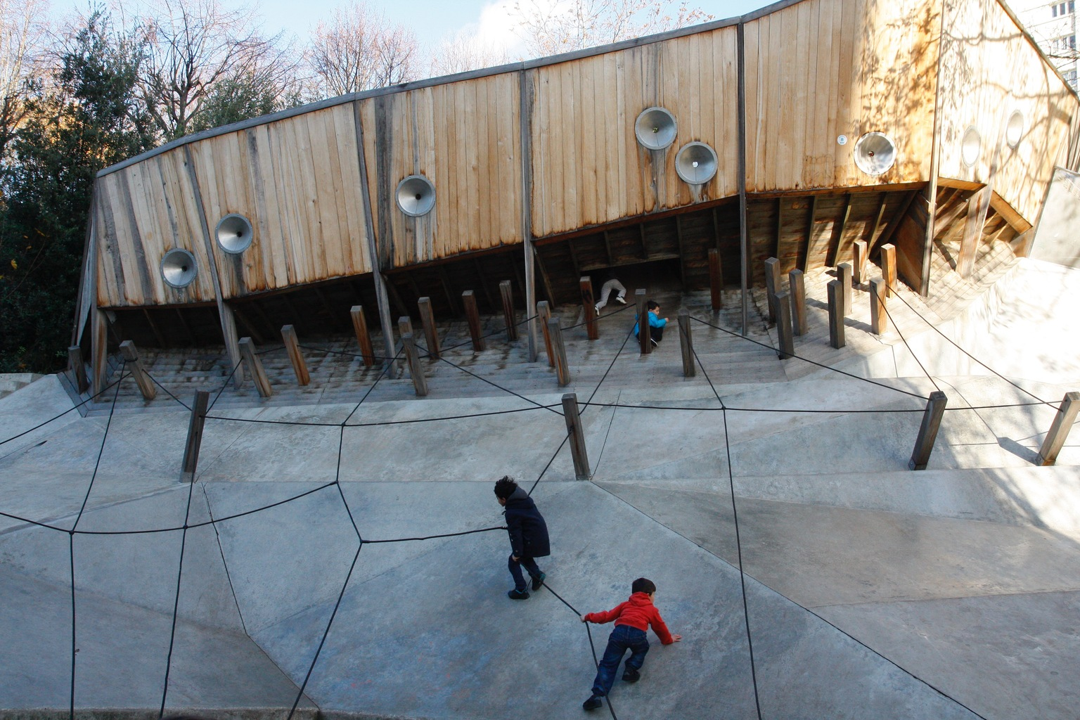 How to engage kids and community in playground design for Indoor playground design ideas